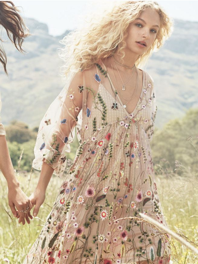 TREND ALERT : DELICATE EMBROIDERY