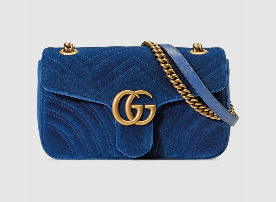 WISHLISTED : THAT PERFECT VELVET GUCCI BAG