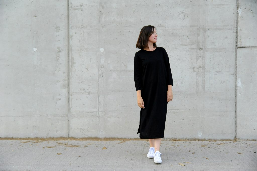 HOW TO WEAR THAT T-SHIRT DRESS