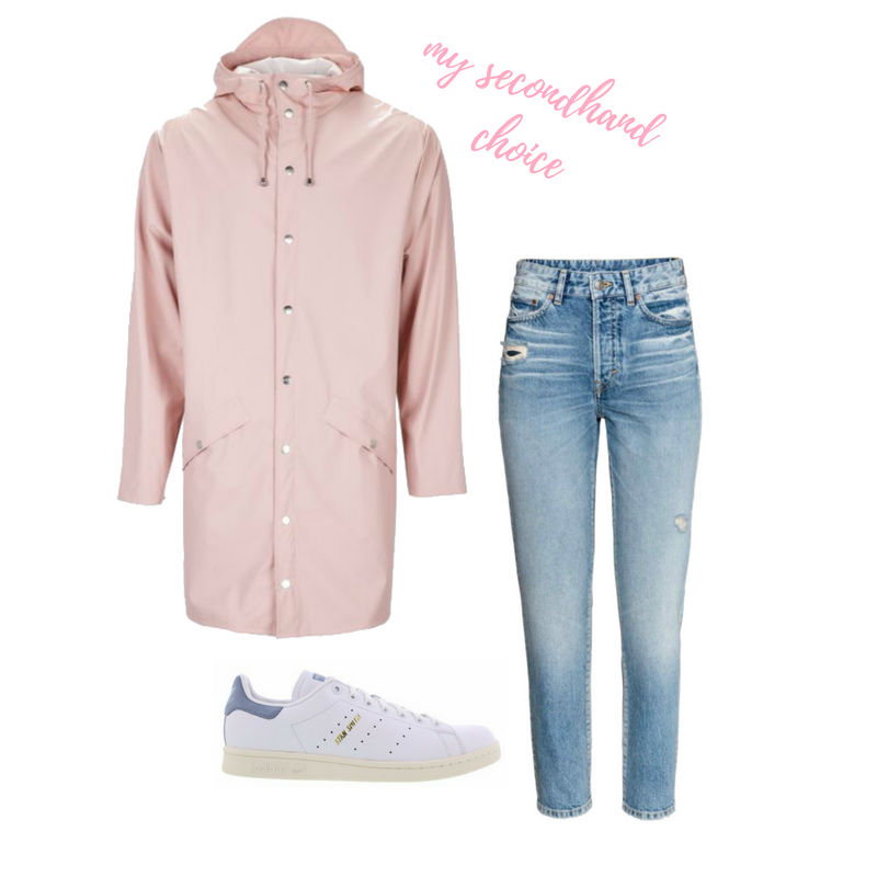 CATCH OF THE WEEK : THAT PASTEL RAINCOAT
