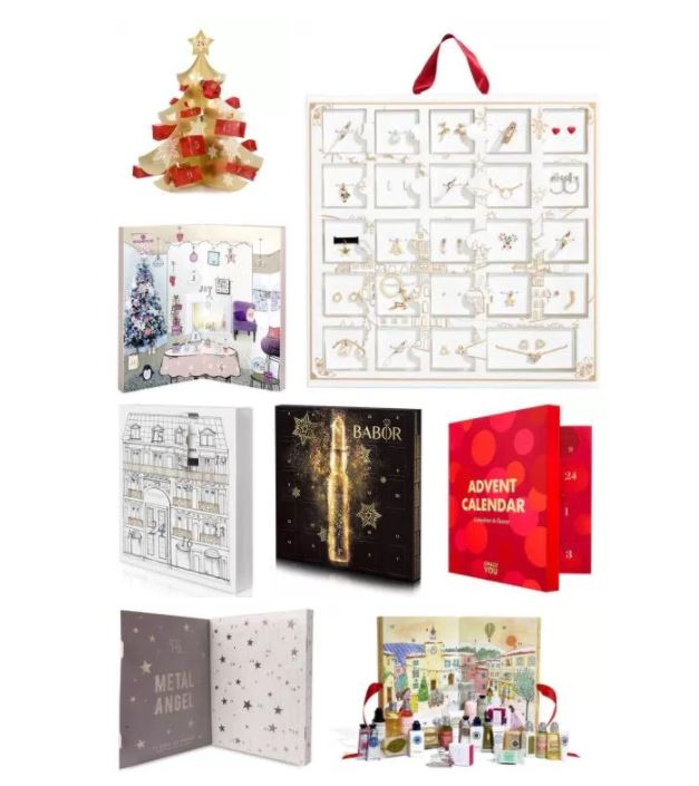 8 ADVENT CALENDARS THAT GET YOU IN THAT CHRISTMAS MOOD