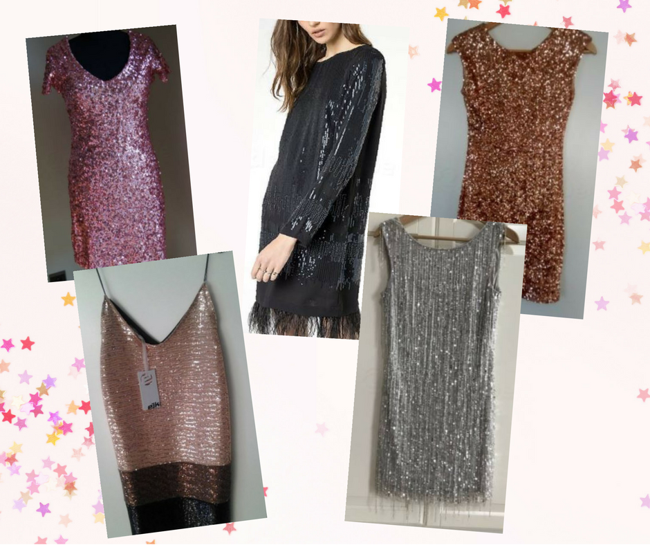 CATCH OF THE WEEK : PARTY OUTFITS