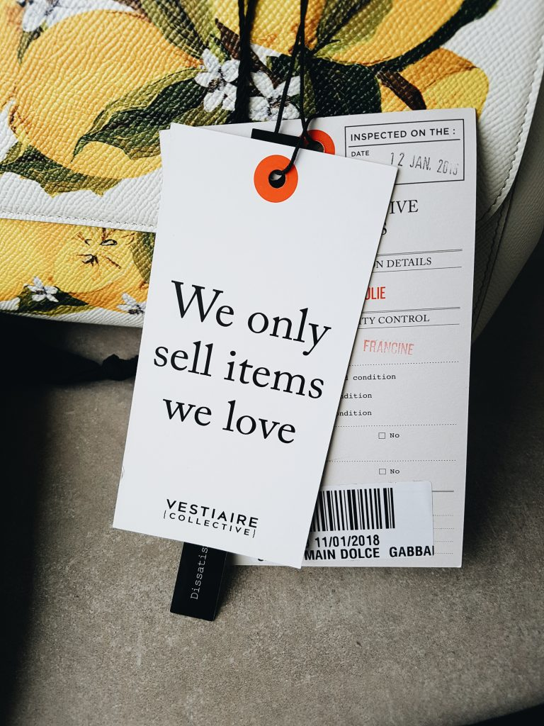 MY EXPERIENCE WITH VESTIAIRE COLLECTIVE
