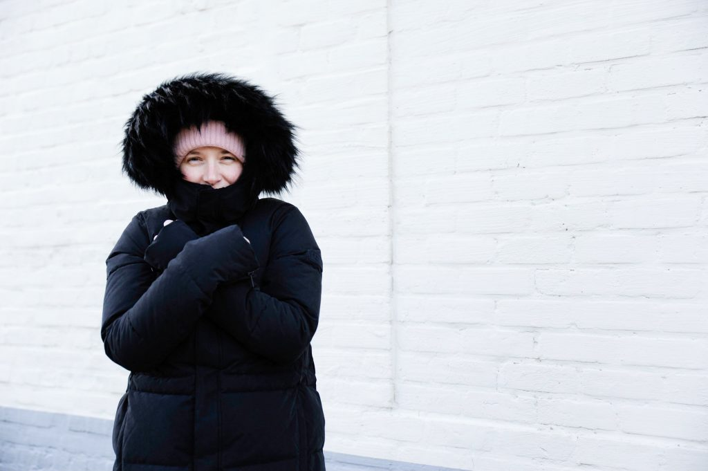 HOW TO STAY WARM WHEN WINTER IS KICKING IN