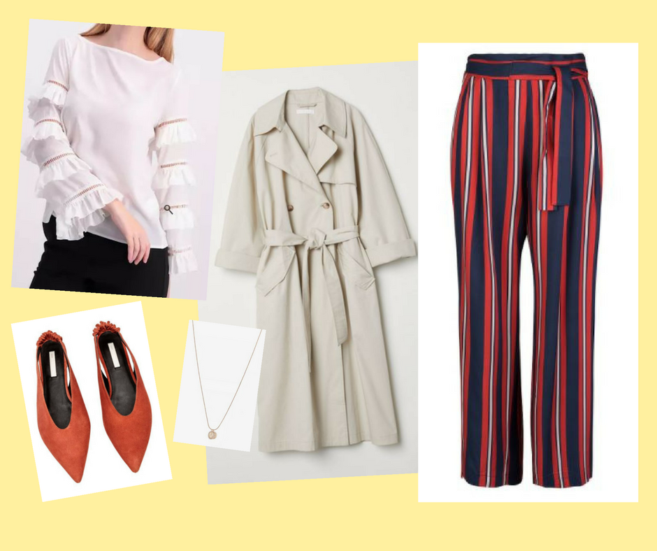CATCH OF THE WEEK : STRIPED CULOTTE