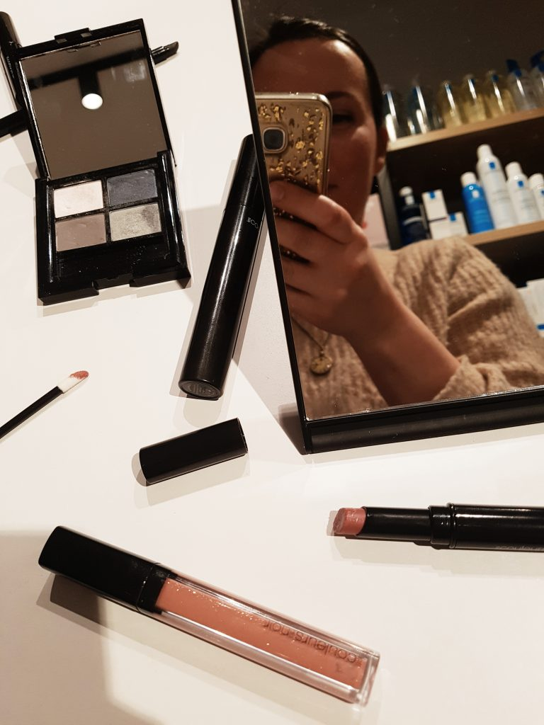 MAKE-UP WORKSHOP LES COULEURS DE NOIR