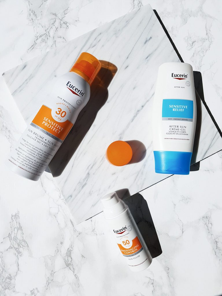 PROTECT YOUR SKIN : MY FAVORITE EUCERIN SUNSCREEN OF THE MOMENT