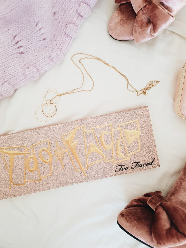 TOO FACED THEN AND NOW EYE SHADOW PALETTE REVIEW